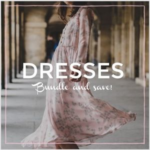 Dresses & Skirts - Dresses section!
